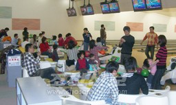 《도토리회》가 주최한 가족교류모임