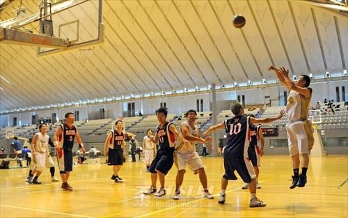 선수권대회와 동시개최된 제2차 마스타즈컵롱구대회