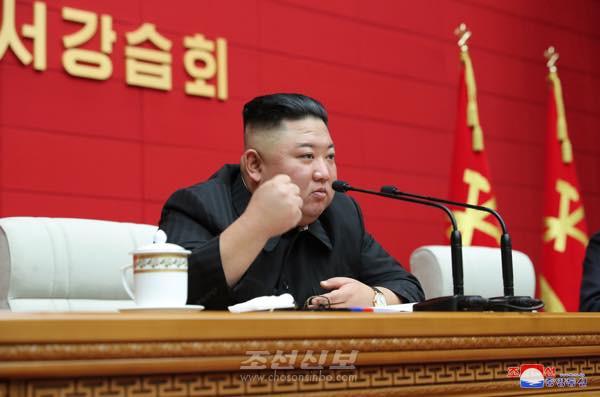 제1차 시, 군당책임비서강습회 2일회의 진행/김정은원수님께서 강령적인 결론을 하시였다