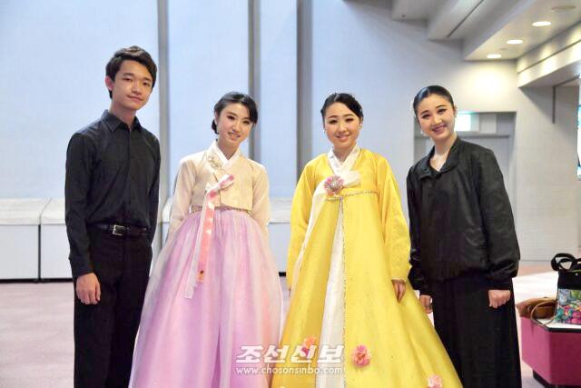 〈금강산가극단2021특별공연〉2020년도 신입단원들이 첫 무대에