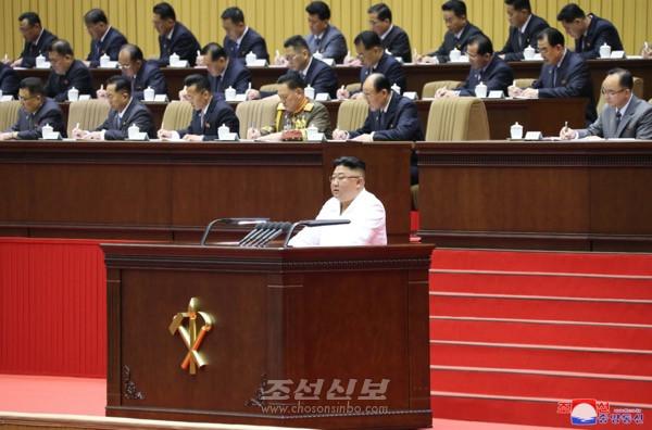 조선로동당 제6차 세포비서대회 개막/김정은원수님께서 대회를 지도하시였다