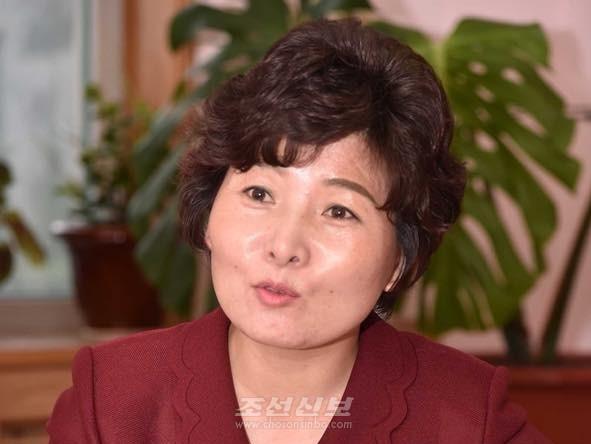 재일조선인중등교육실시 75돐을 열렬히 축하합니다(3)/강반석고급중학교 교장 김순희